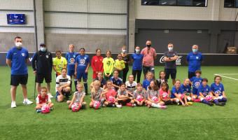 La LCF multiplie les animations pour développer le foot féminin