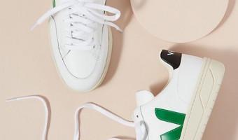 Les sneakers se mettent au vert