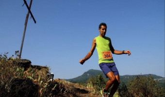 Trail  : Le grand défi de lambert Santelli