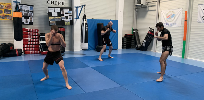 Sport pieds-poings : Kick Boxing